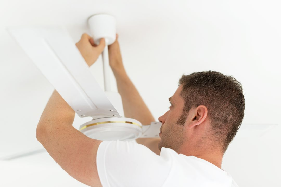 Ceiling Fan Installation Sutherland Shire